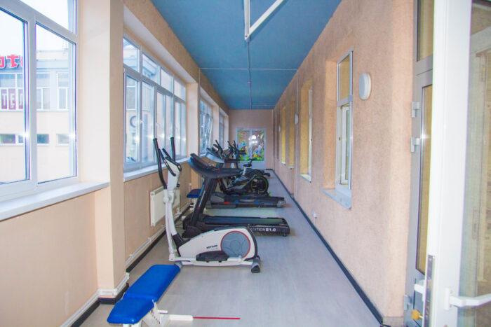 Тренажерный зал Аквапарк Магнитогорск